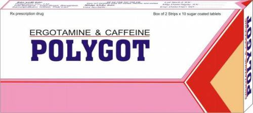 POLYGOT SUGAR COATED TAB