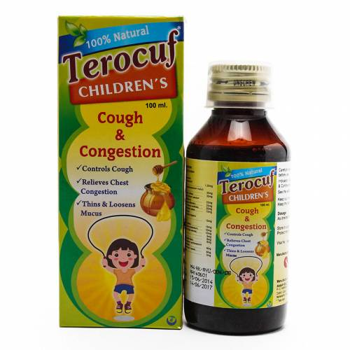 TEROCUF 100ML SYRUP